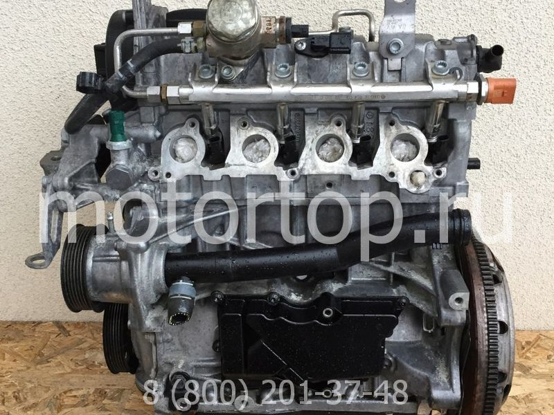 Купить контрактный двигатель CBZA