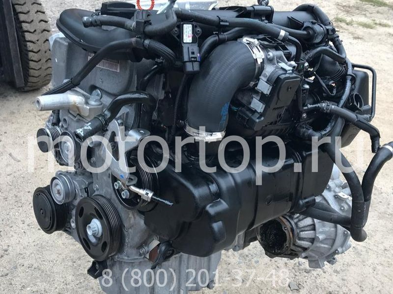 Двигатель CTHE